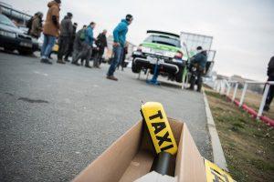 V zákulisí natáčení ŠKODA FABIA R5 Taxi 2017