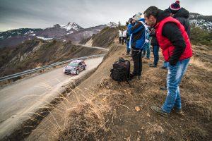 Kalle Rovanperä / Jonne Halttunen, ŠKODA FABIA R5. Rallye Monte Carlo 2018