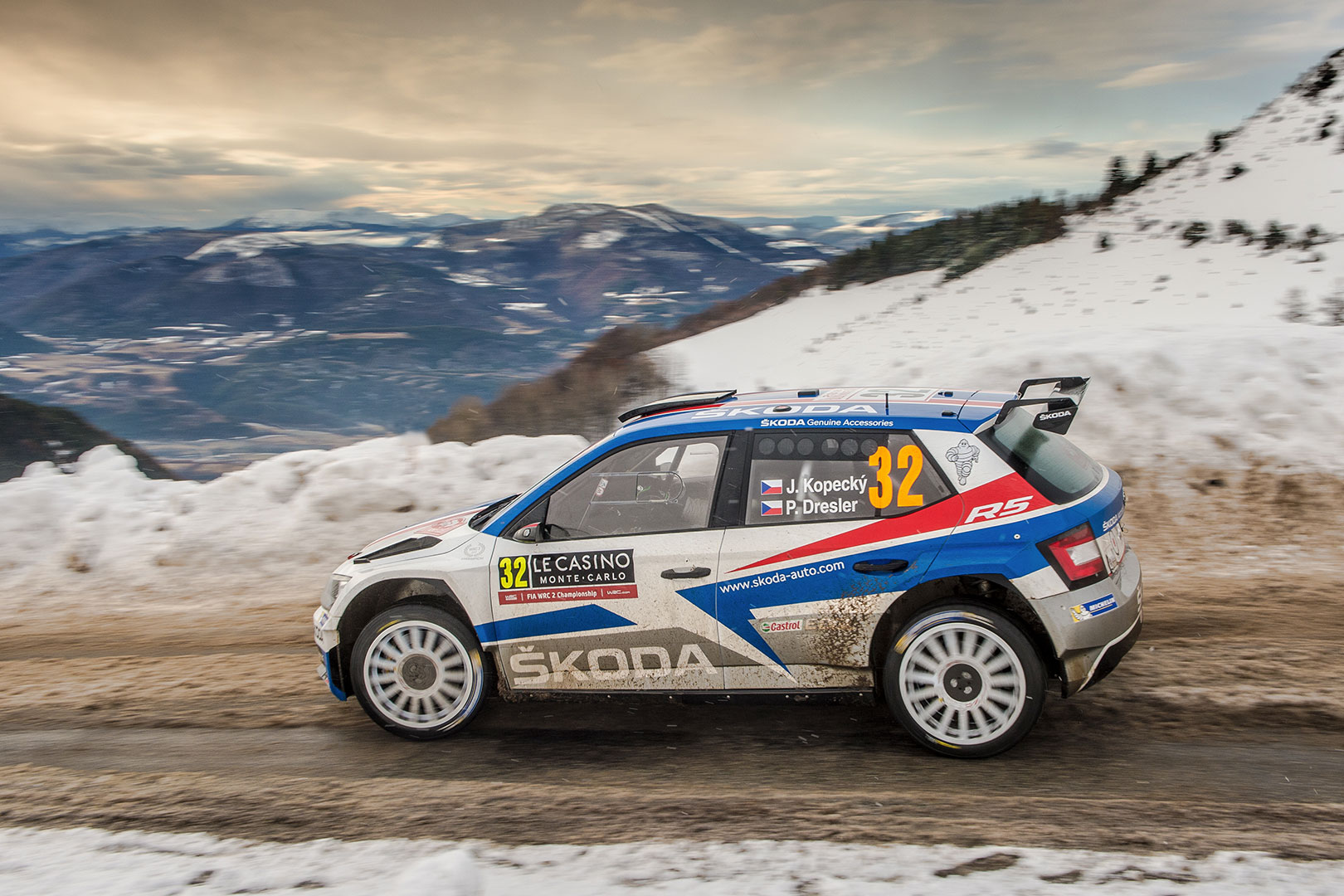 All You Need to Know about Rallye Monte Carlo