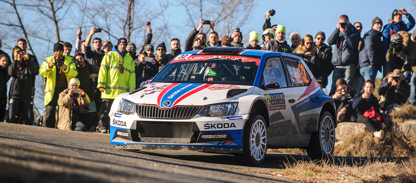 WRC returns with iconic and challenging Rallye Monte Carlo