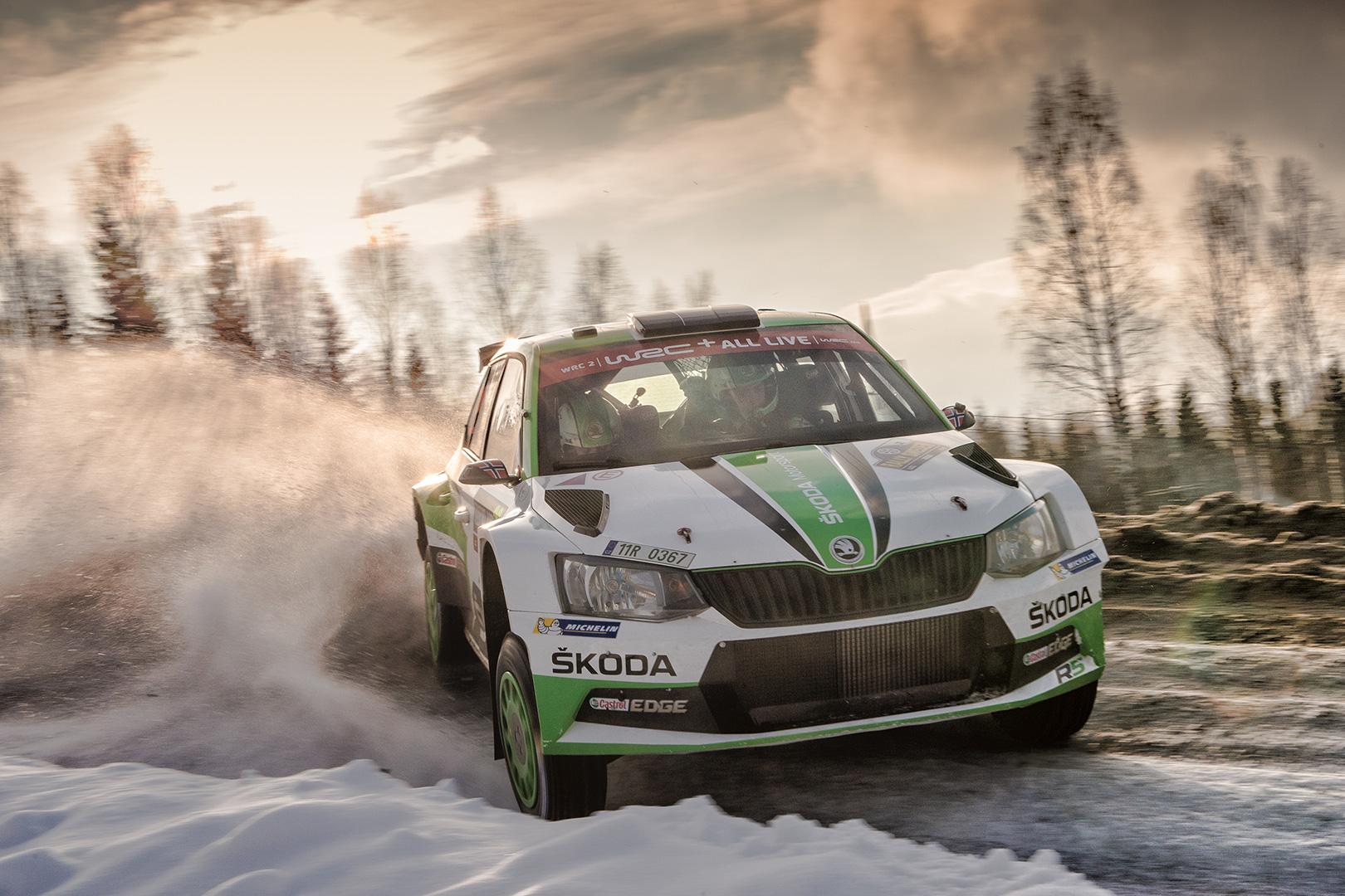 Vše, co potřebujete vědět o Rally Sweden
