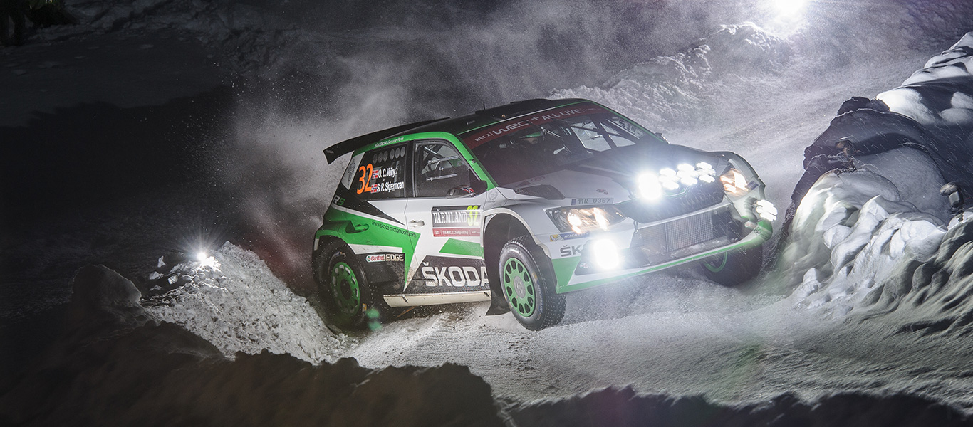 The World Championship Winning ŠKODA FABIA R5