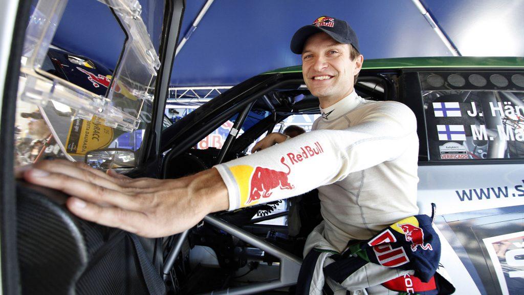 Juho Hänninen / Mikko Markkula, ŠKODA FABIA S2000, Red Bull ŠKODA. Rally Catalunya 2011