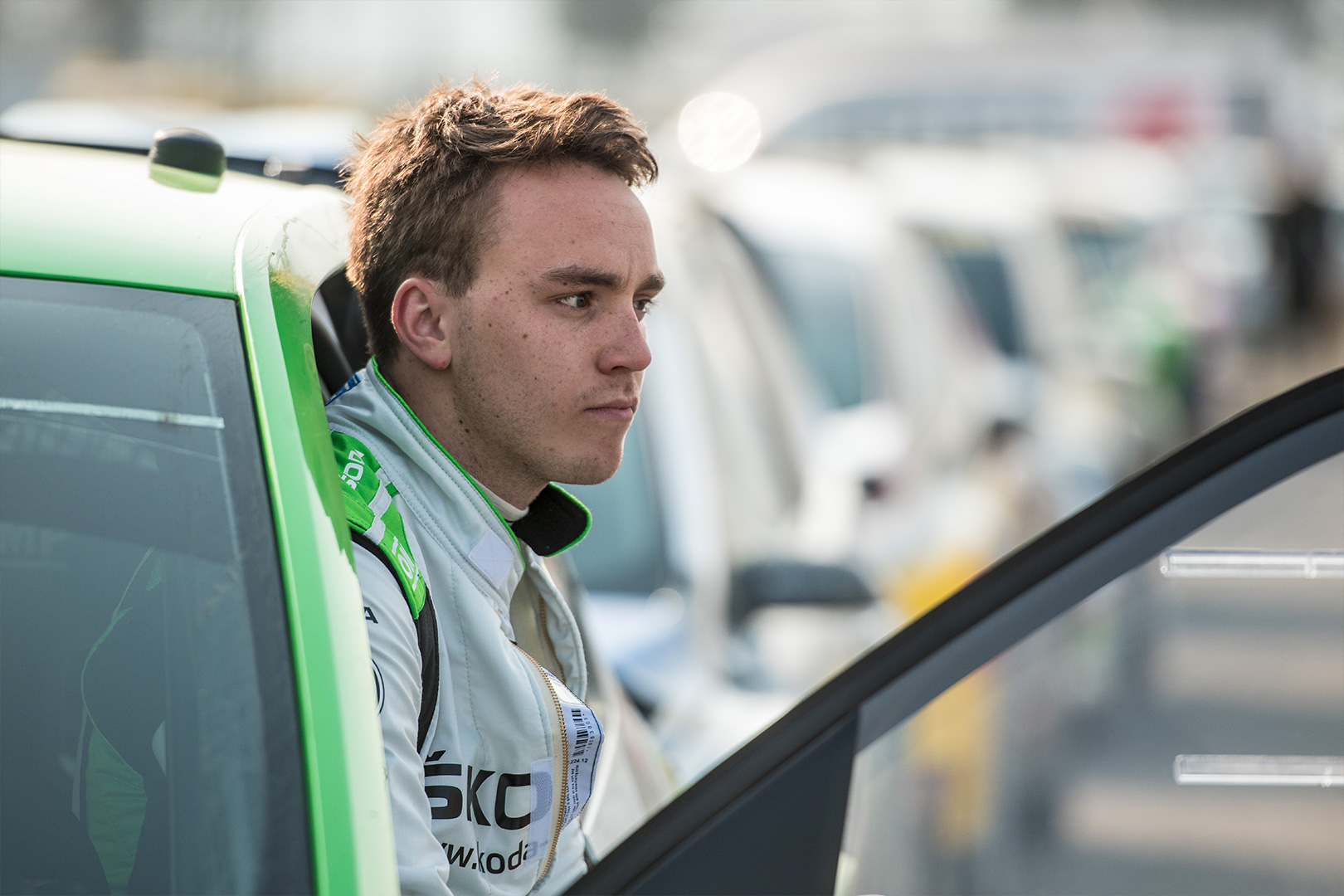 O.C. Veiby and Stig Rune Skjærmoen Are Leaving ŠKODA Motorsport
