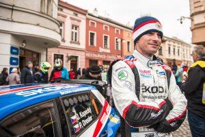 Jan Kopecký, ŠKODA FABIA R5, ŠKODA Motorsport. Valašská Rally 2018
