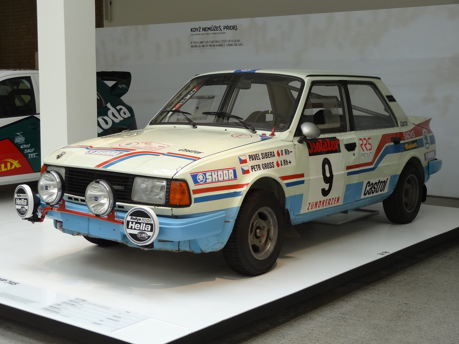 The Turkish Miracle: When a ŠKODA 130 LR Beat the Group B Rally Monsters