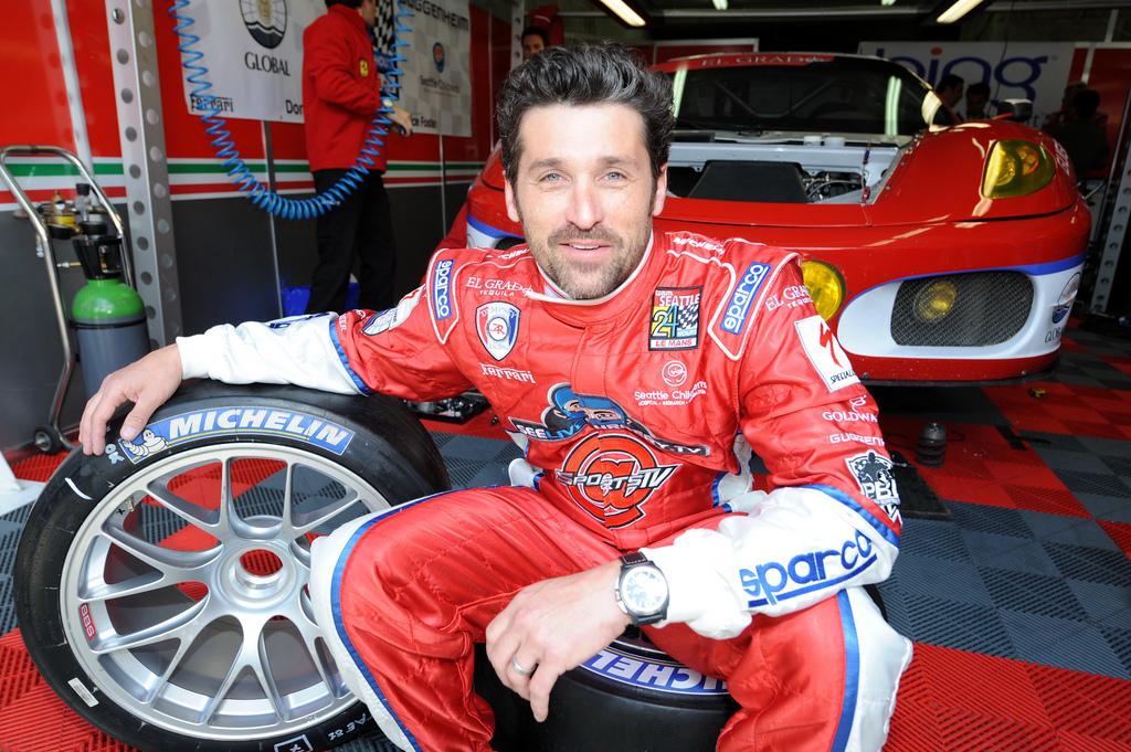 Patrick Dempsey: From TV Screen to Racetrack | Celebrities Racing