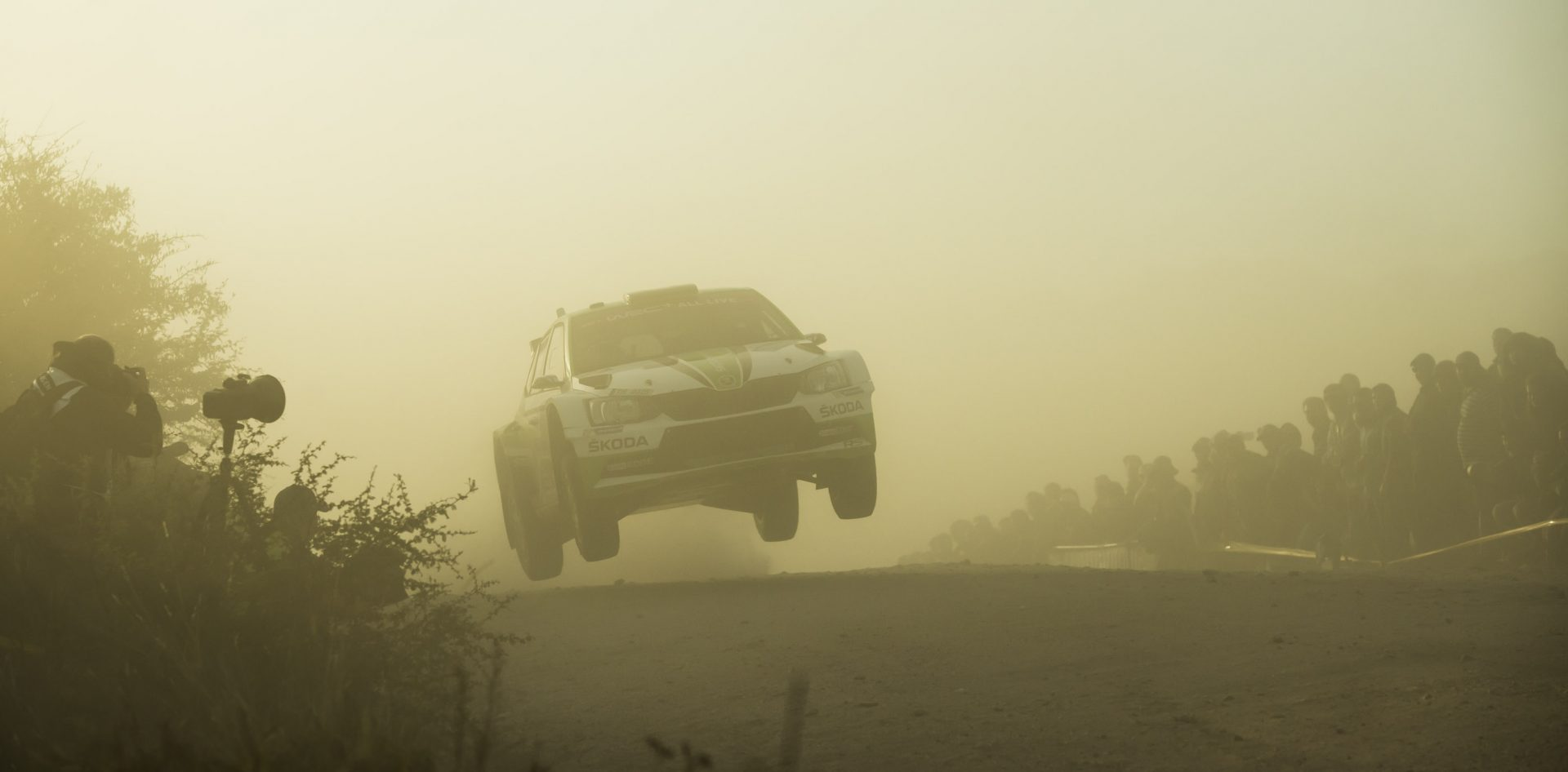 Rally Argentina, Leg 2: Kalle Moved up to 1st, Pontus 2nd