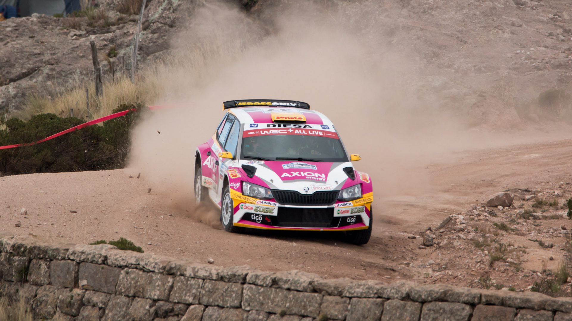 Gustavo Saba: Third Year of South American Dominance for FABIA R5 | Champs Around the World