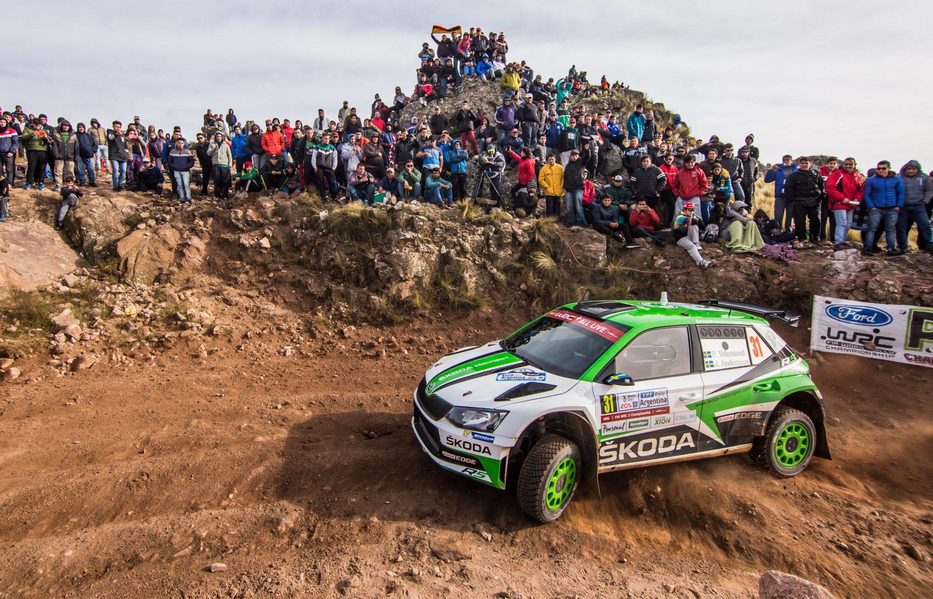 Rally Argentina Shrnutí: Tidemand vyhrál a posunul se do čela šampionátu