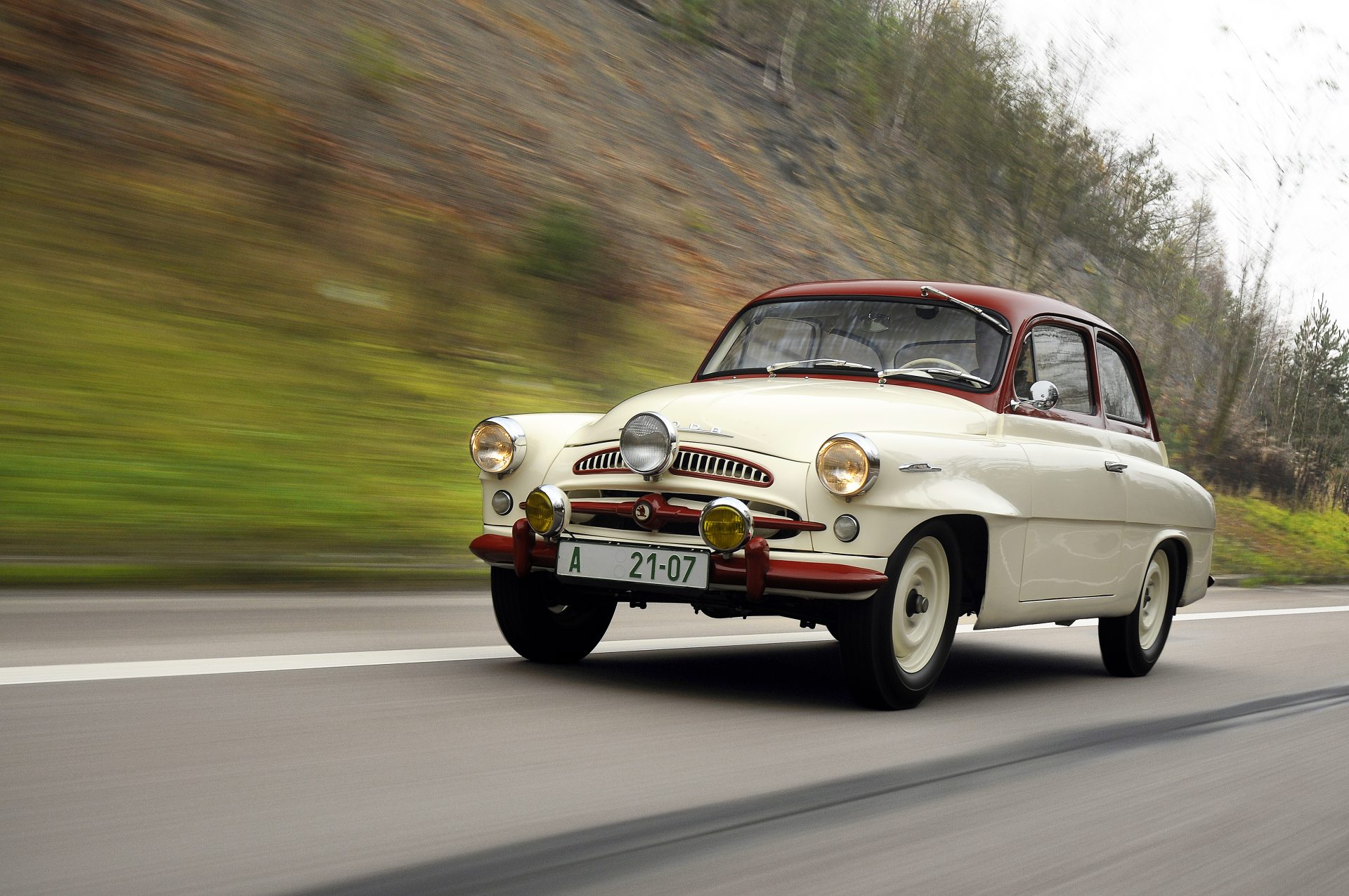 Why Are Czech Classic Cars Soaring in Value?