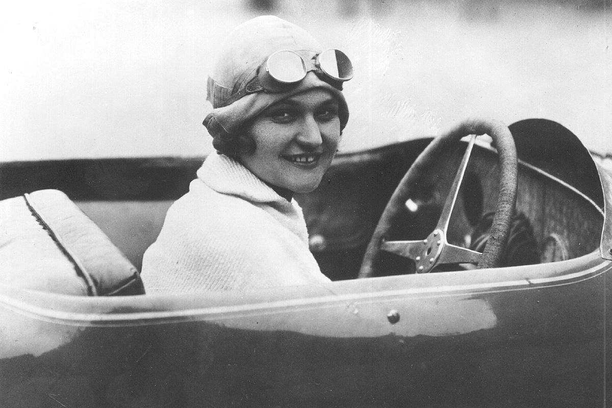 Eliška Junková: The Fastest Girl in a Bugatti