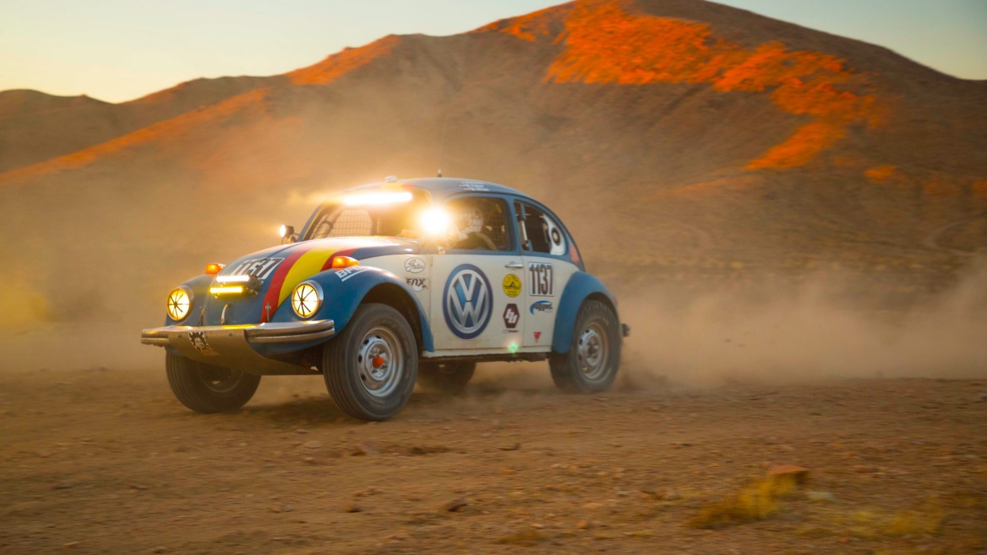 Baja 1000: The Madness in the Desert | Weird Racing
