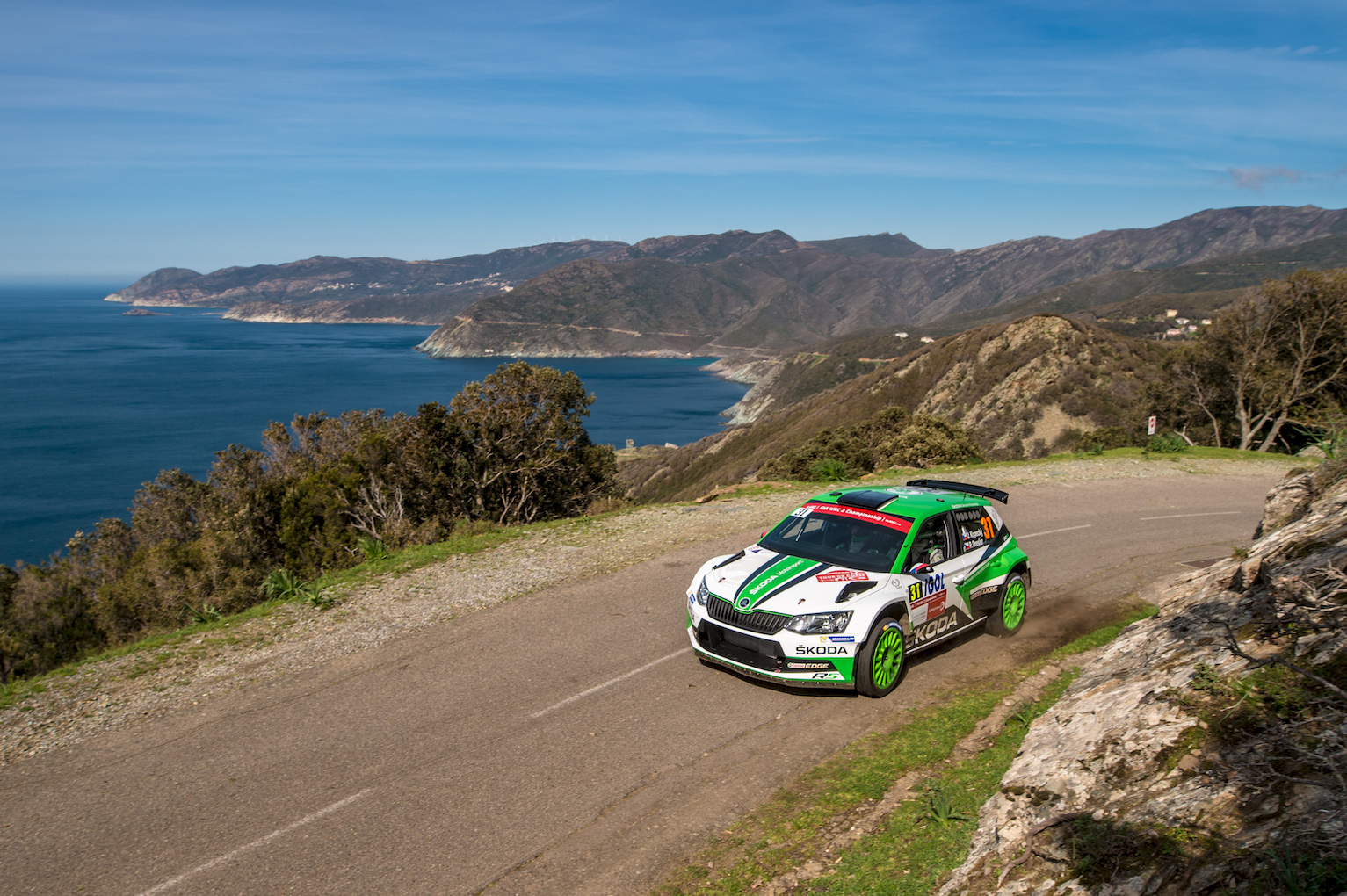 Let's Tear Up the Tarmac! Tour de Corse is About to Begin