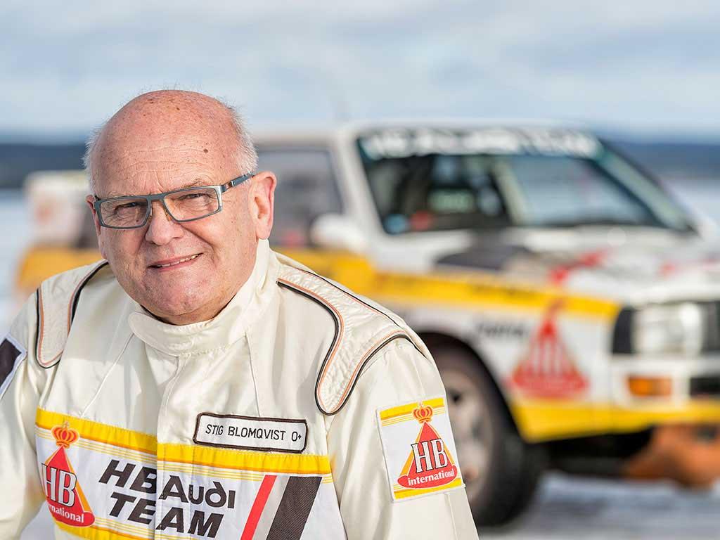 Stig Blomqvist: Švédská legenda