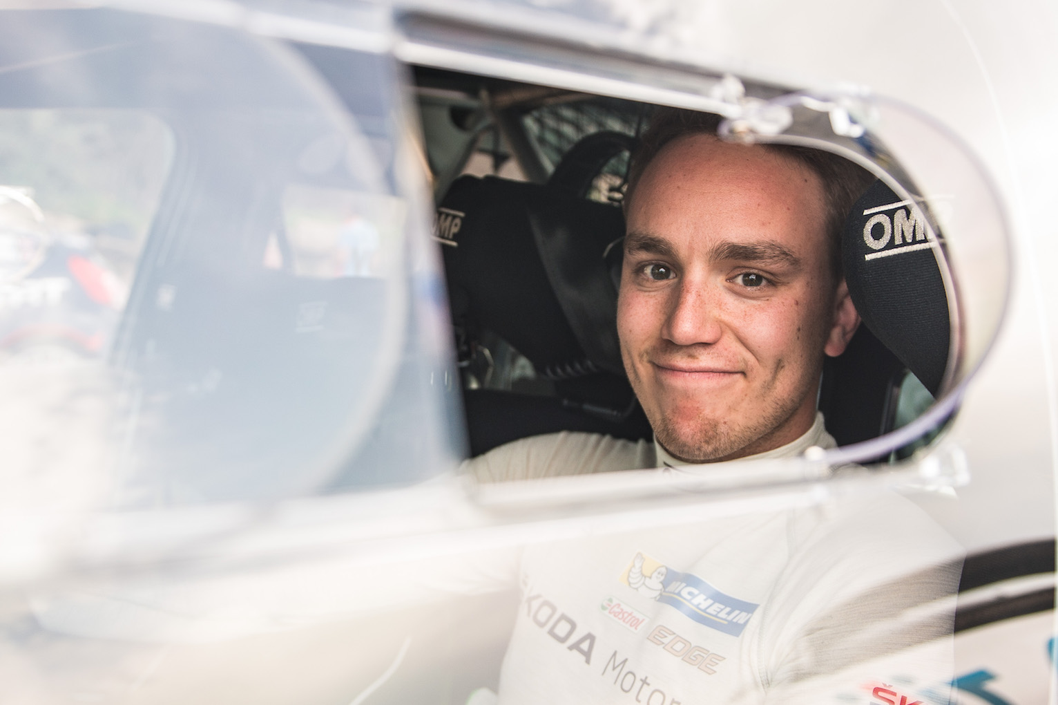 What Does O.C. Veiby Think About the Upcoming Rally Finland?
