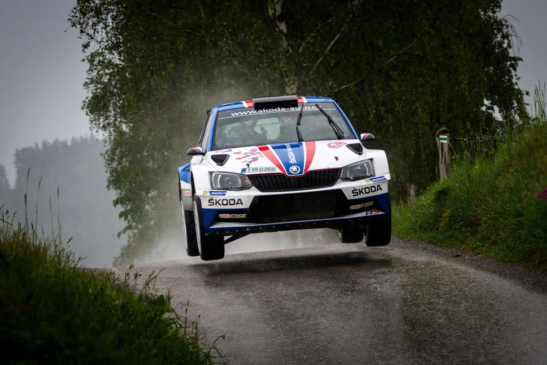 Rallye Český Krumlov: Latest Results