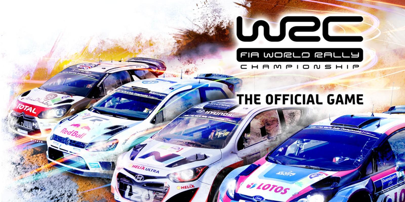 WRC: Oficiální rally hry
