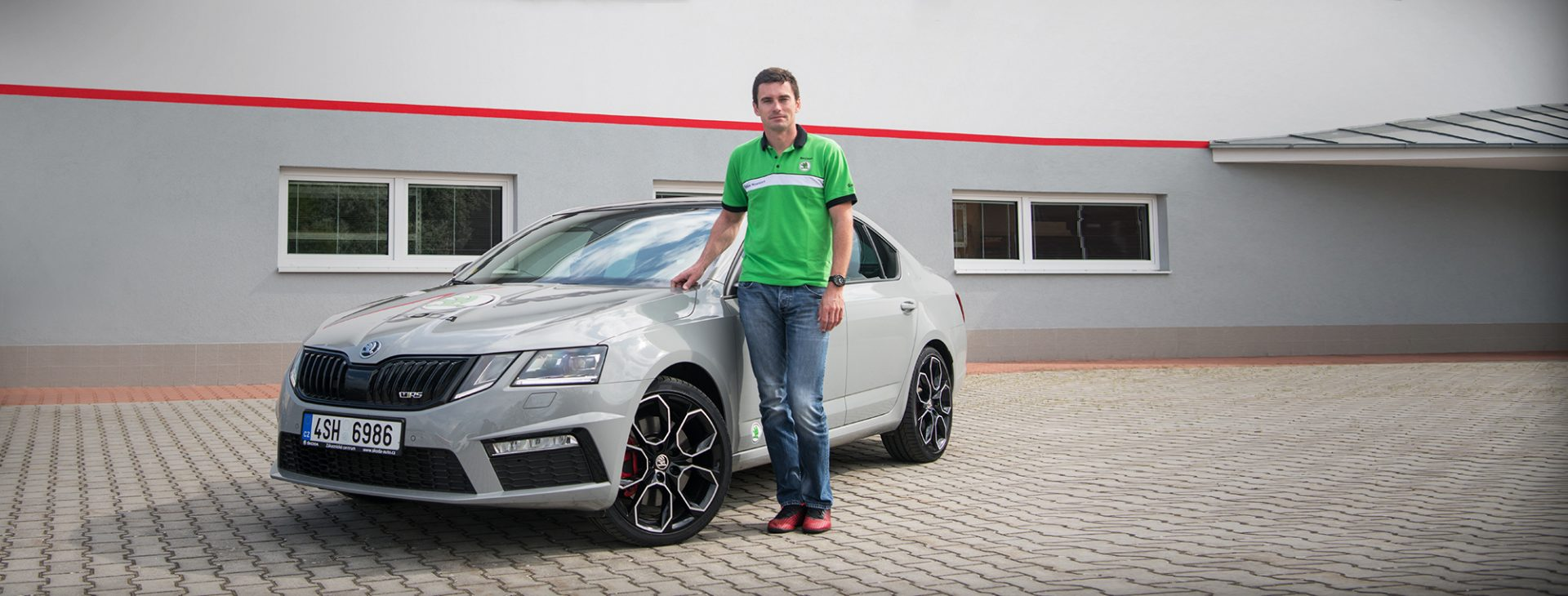 My Life, My Car: Why Jan Kopecký Would Never Go to a Car Wash