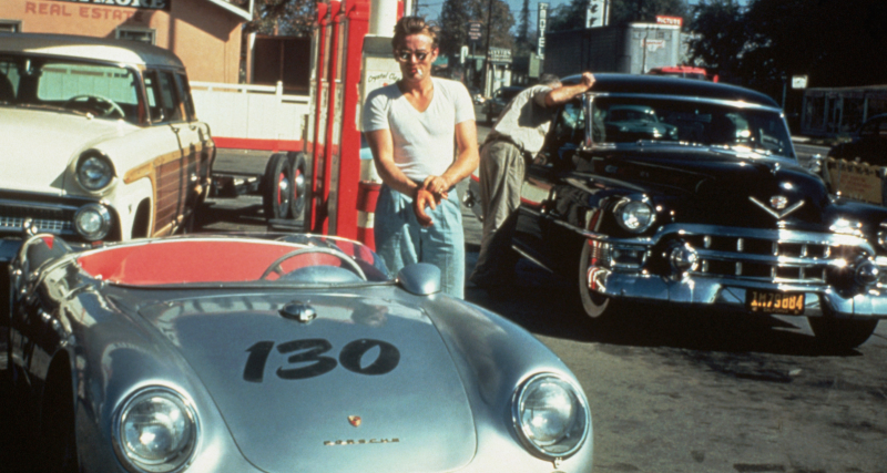 James Dean: The Rebel in Racing | Celebrities Racing