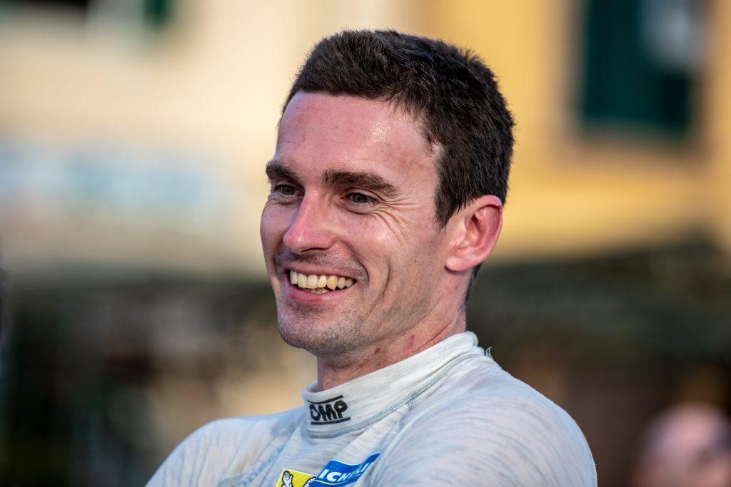 Jan Kopecký, ŠKODA FABIA R5, ŠKODA Motorsport. Rally Italia Sardegna 2018