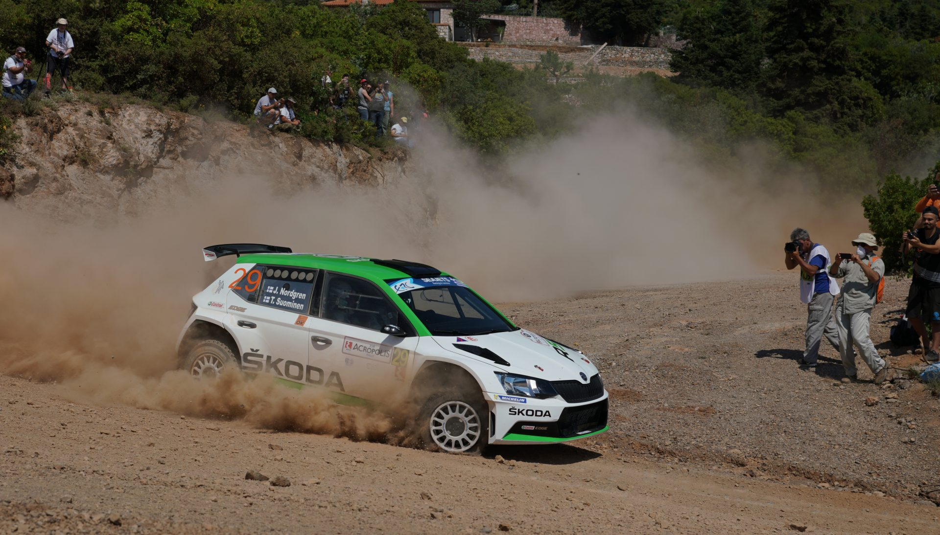 Rally Acropolis 2018: Latest News and Results