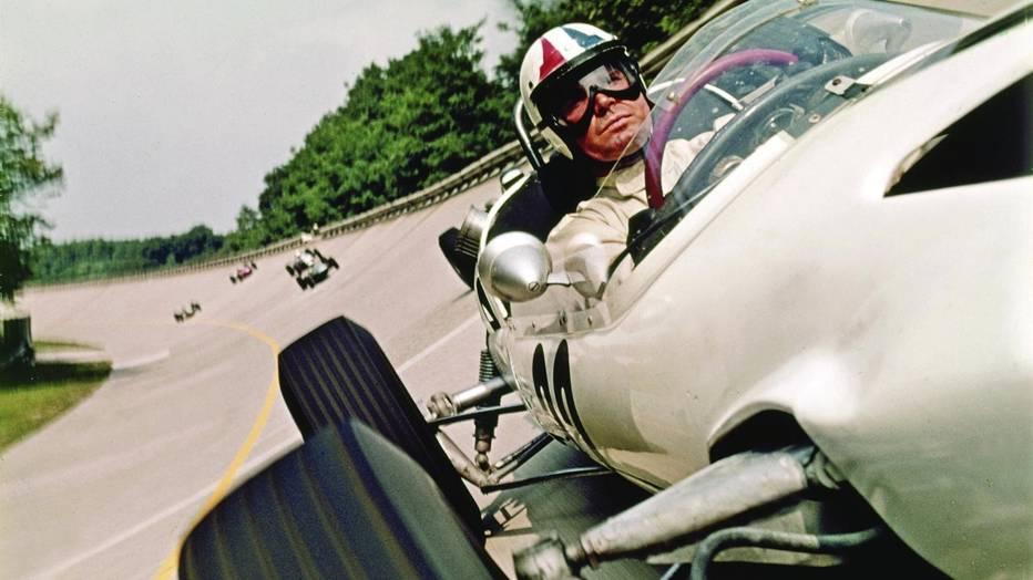 Grand Prix: Ten druhý velikán mezi závodními filmy