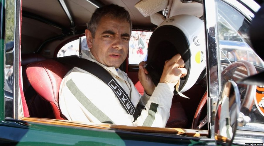 Rowan Atkinson: A Master of Comedy and Driving