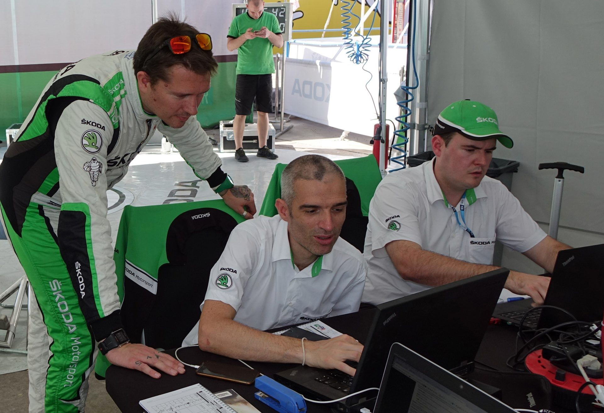 What Does Technical Chief Eric Mommey Think About Rally Finland?