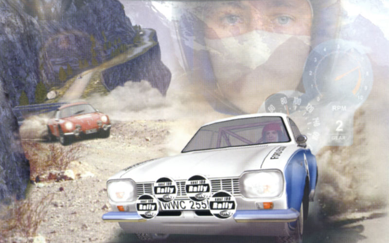 Rally Trophy: Vintage Rallying in a Virtual World!
