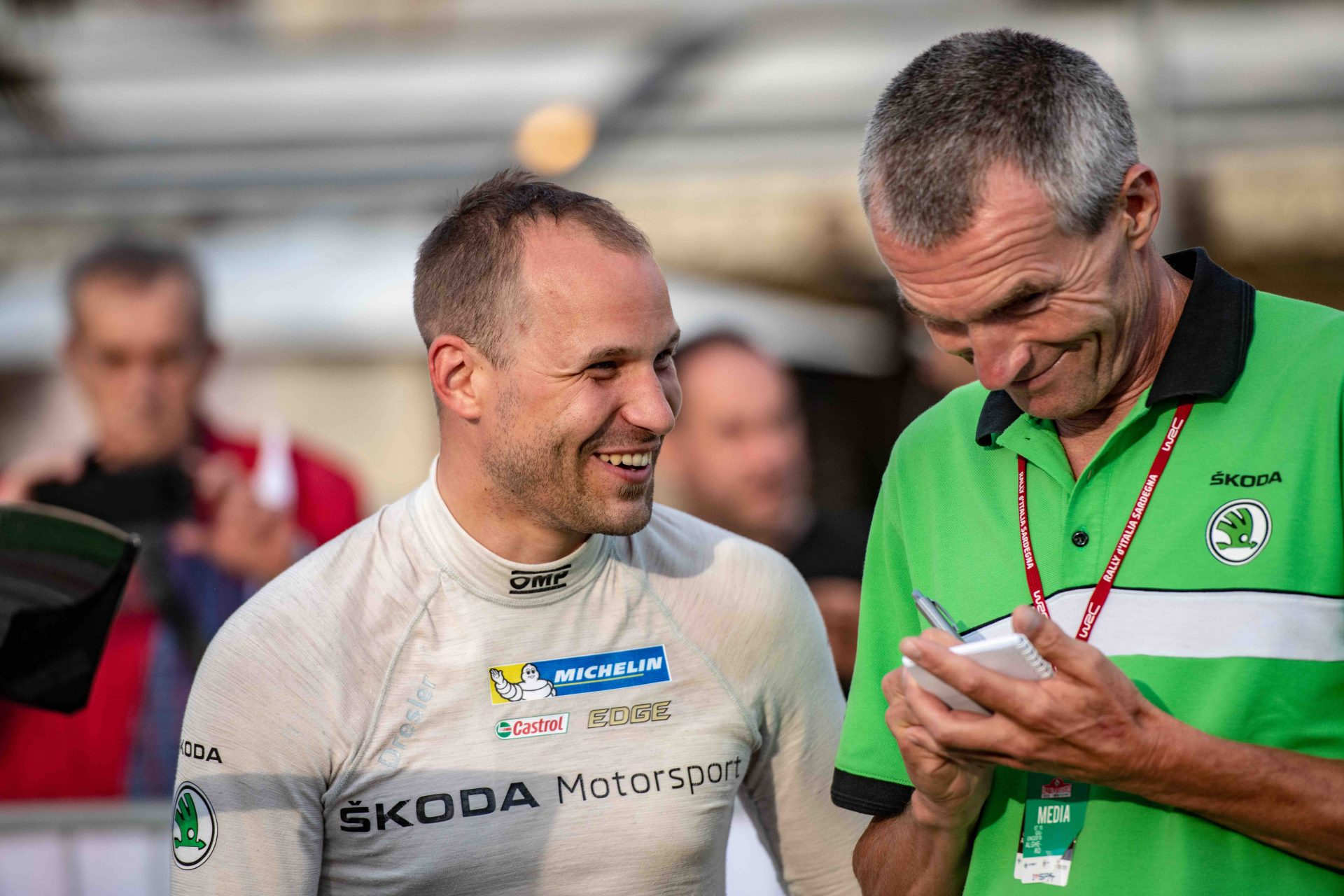 What Does Technician Josef Kopecký Think About Upcoming Rallye Deutschland?