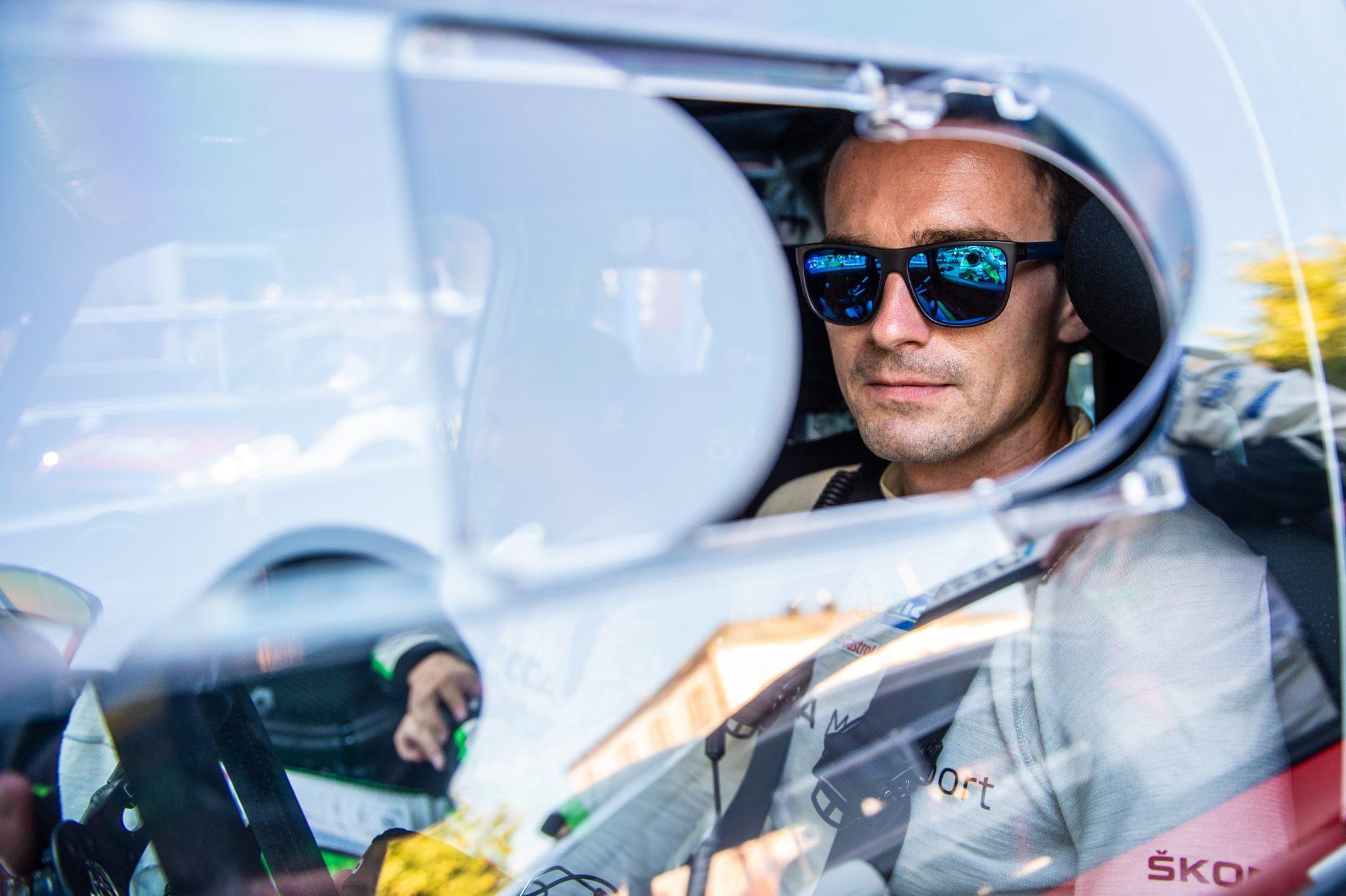Co si Jan Kopecký myslí o uplynulé Rallye Deutschland 2018?