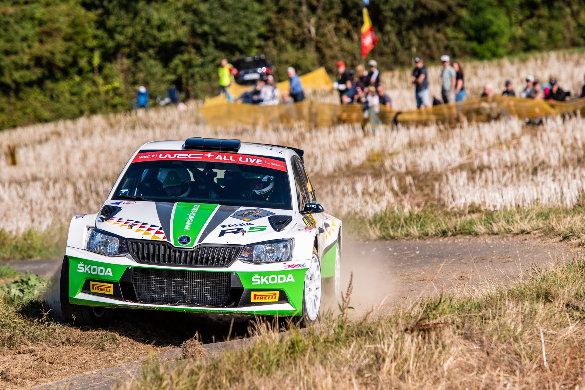 Rallye Deutschland 2018: From Bad Luck Back to the Top | Video