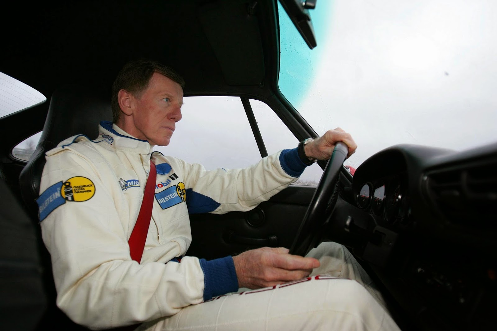 Walter Röhrl: The Greatest Driver of the Century