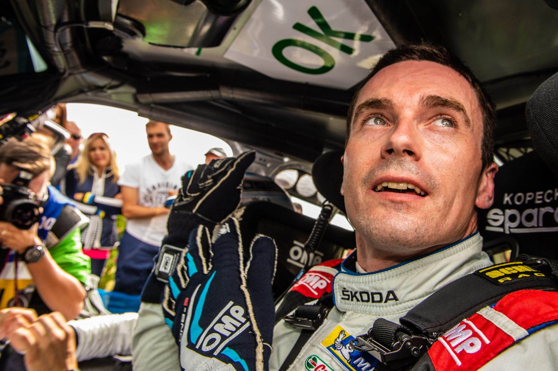 Six Out of Six: How Jan Kopecký Dominated the Czech Rally Championship