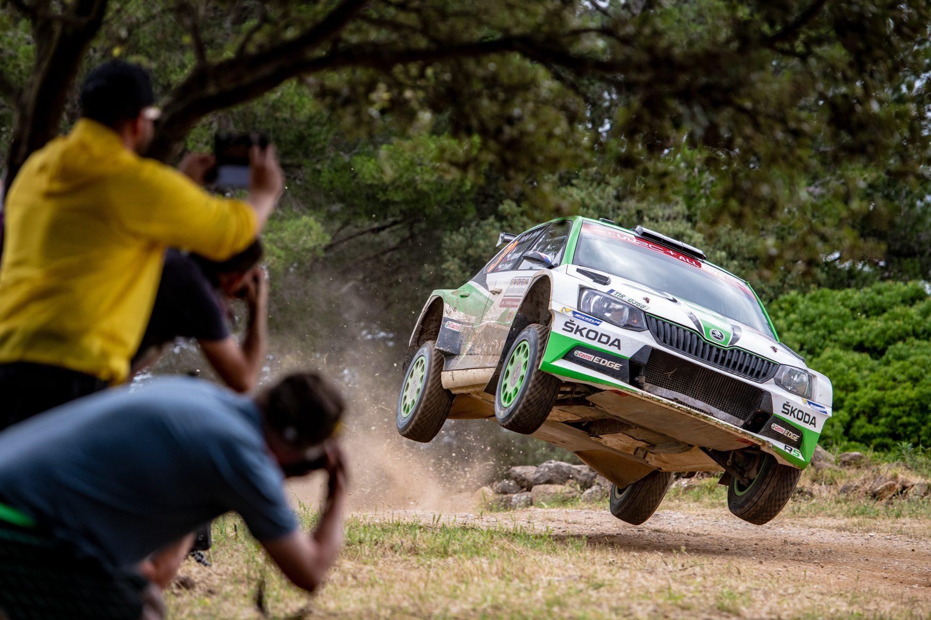 Jak vypadá týden na automobilové soutěži? | Začátečníkův průvodce rallye