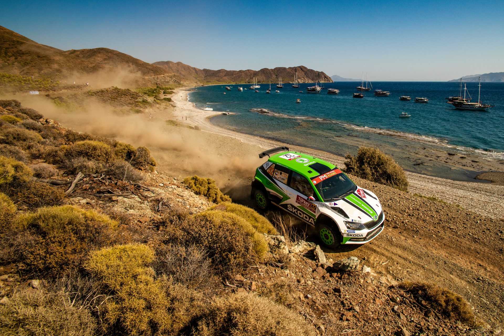 Rally Turkey 2018: Kopecký on a Tough Way to the Title