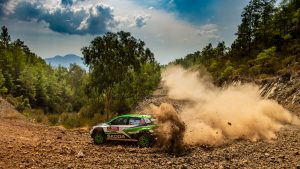 2018 Marmaris Rally Turkey