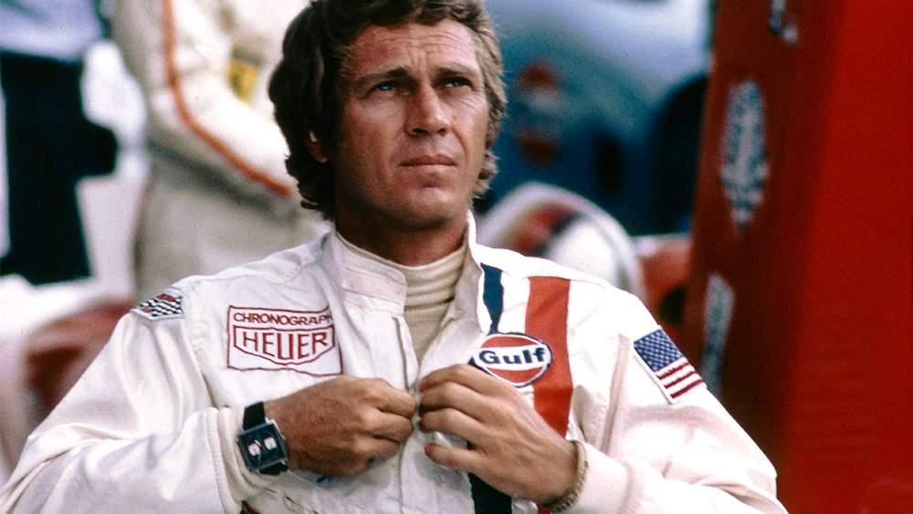 Steve McQueen: Žádný jiný herec nebyl v závodním autě tak cool | Závodící celebrity