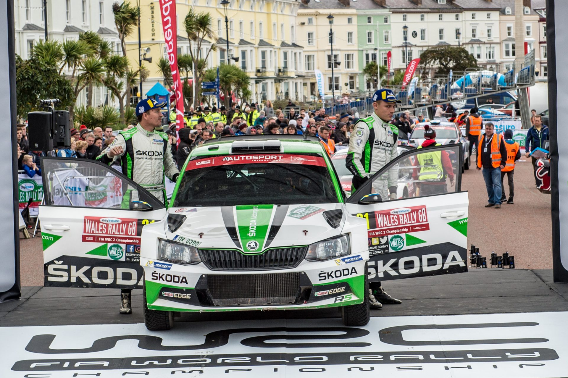 Wales Rally GB 2018: Latest News and Updates