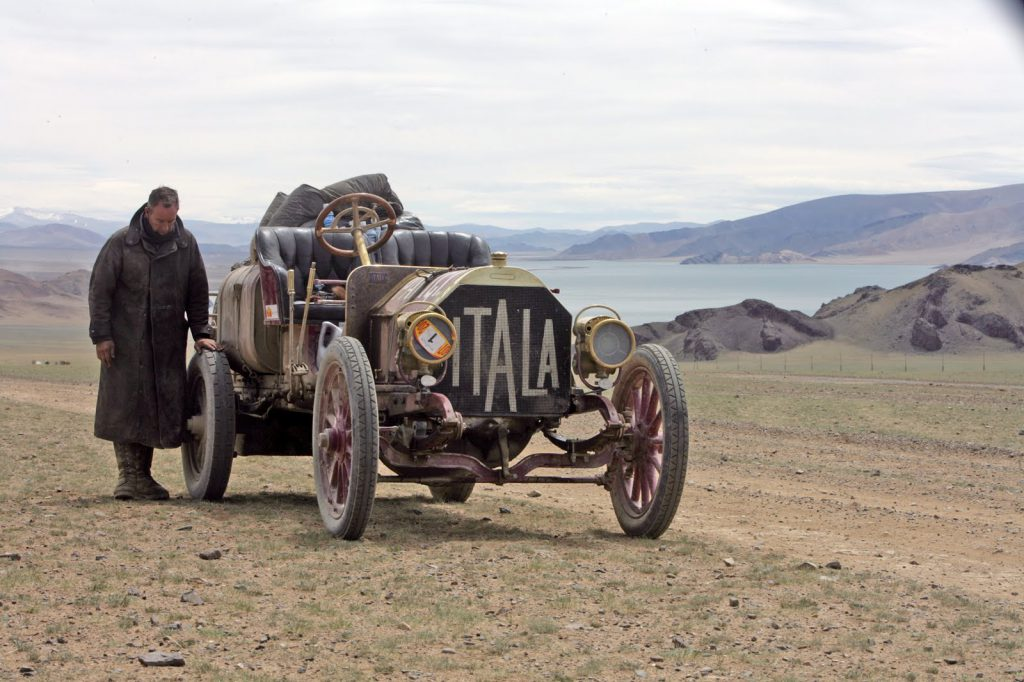 Peking to Paris 1907: A Race Across Continents Before There Were Even Roads