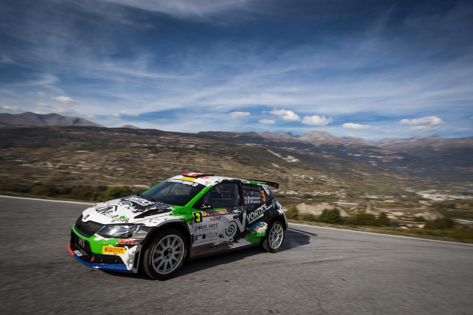Ivan Ballinari: From a String of Second Places to the Title with FABIA R5 | Champs Around the World