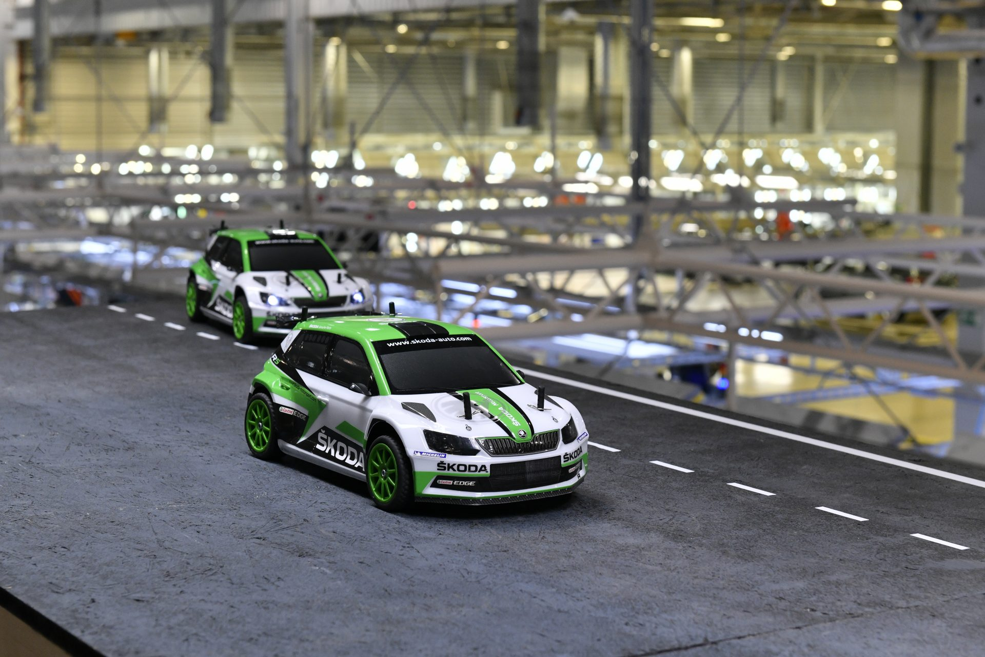 Is an RC Car Faster Than a Production Line? | RC Rallying