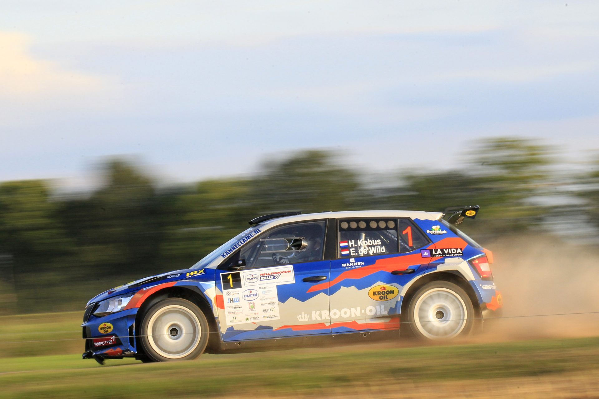 Hermen Kobus: Perfect Season with FABIA R5 and More than Dutch Title | Champs Around the World