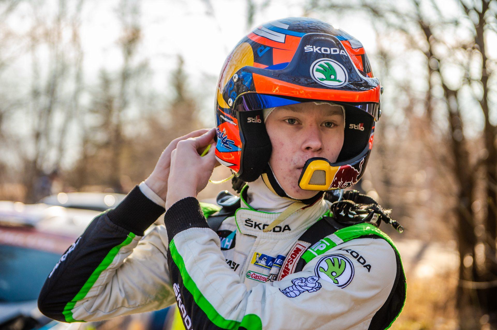 Správné nastavení auta je loterie: Kalle o Rallye Monte Carlo 2019