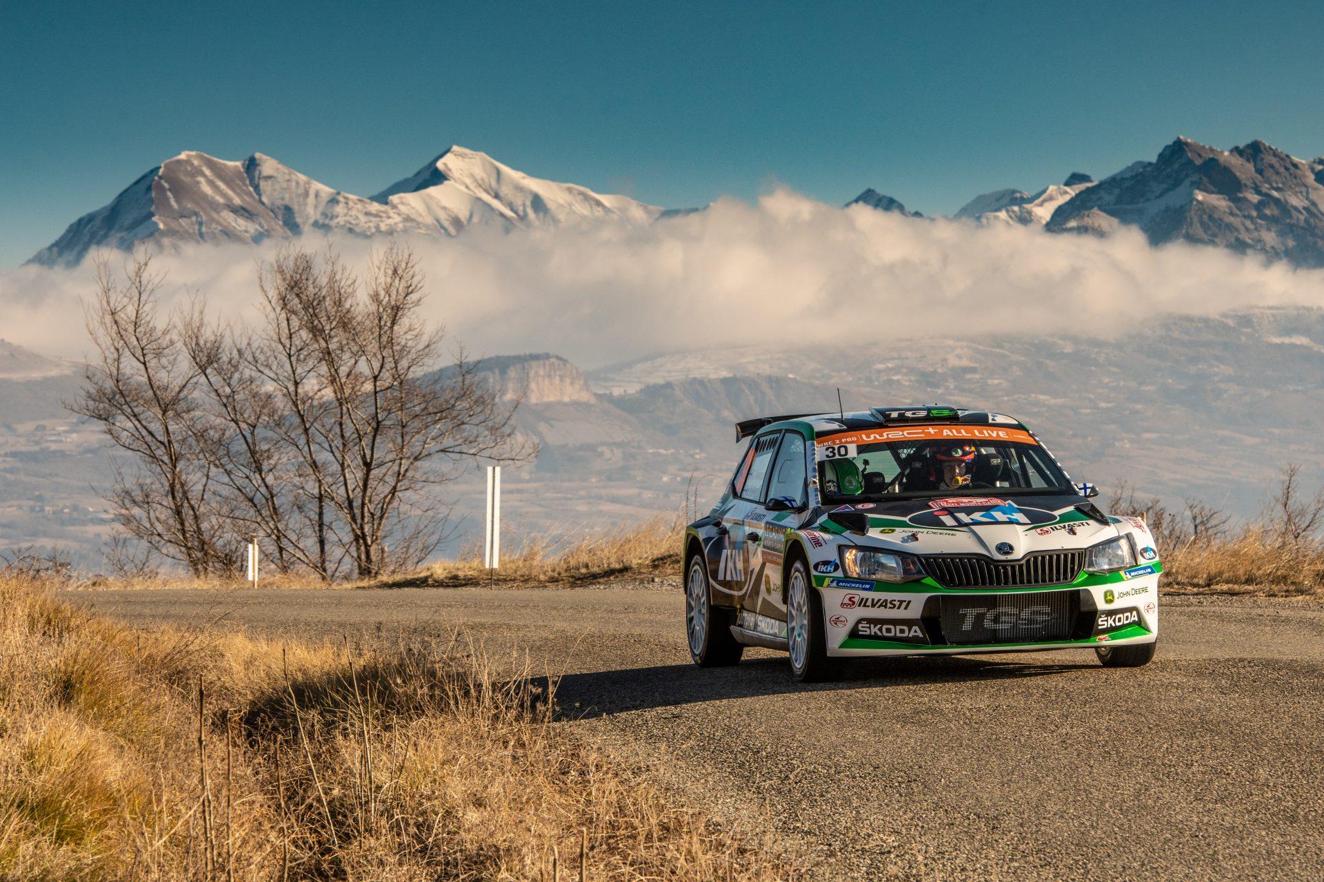 Rallye Monte Carlo 2019: Průběžné výsledky a novinky