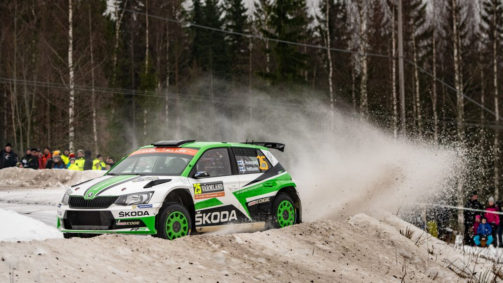 2019 Rally Sweden