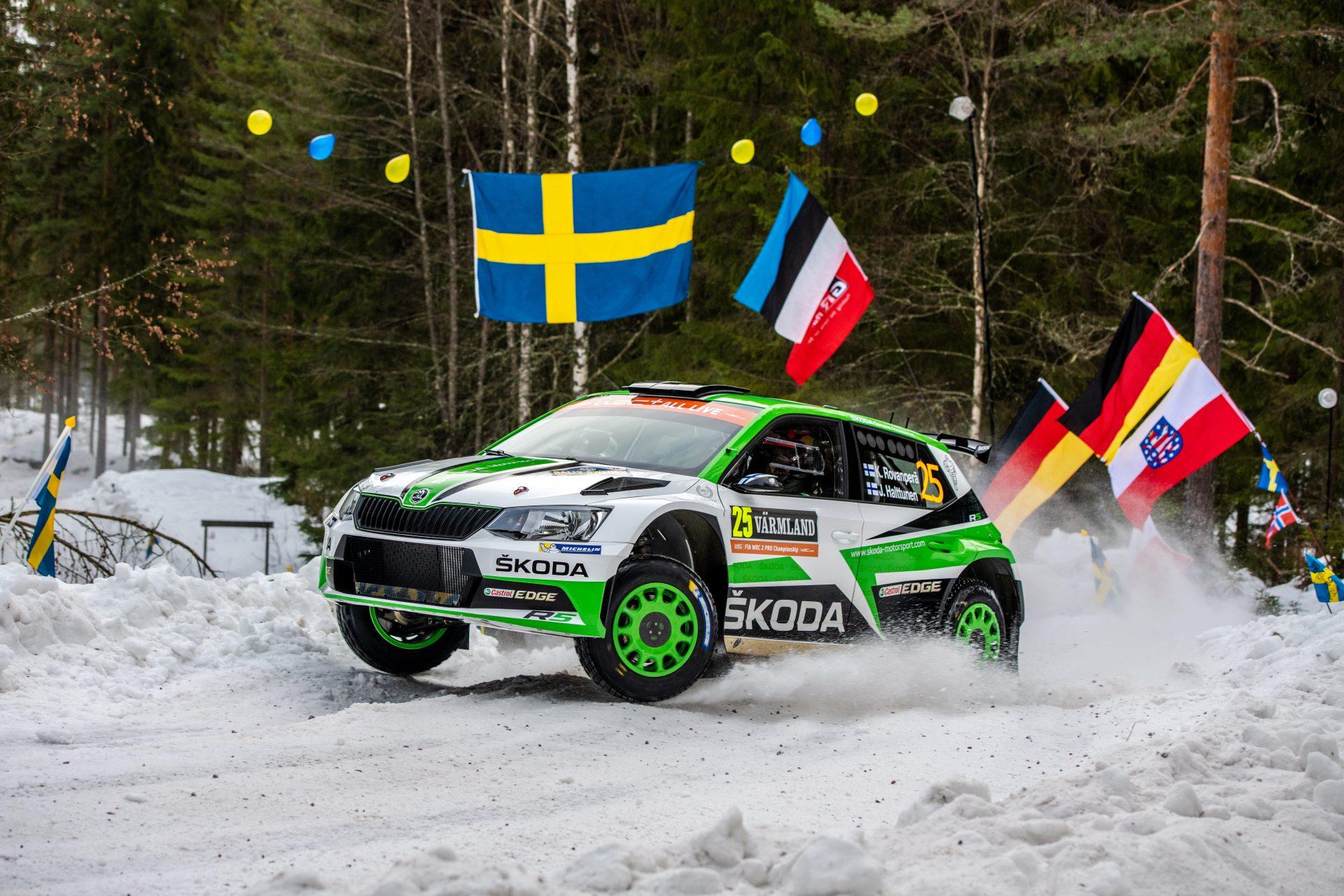 Švédská výzva: ŠKODA Motorsport eChallenge je zpět!