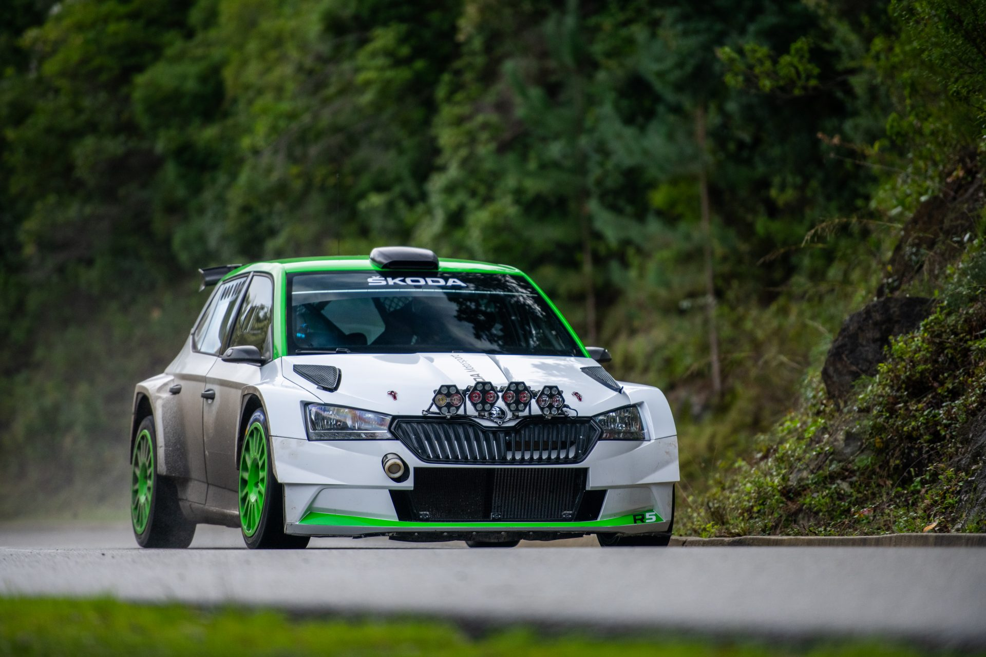 Brand New ŠKODA FABIA R5 to Be Unveiled at Geneva Motor Show