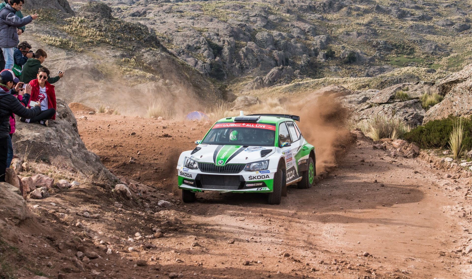 Rally Argentina 2019: Current News and Results